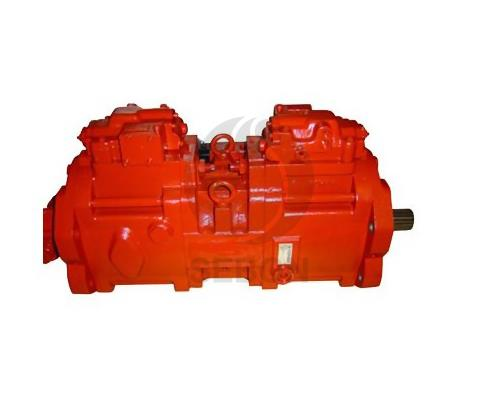 Construction Machinery  main pump precision castings