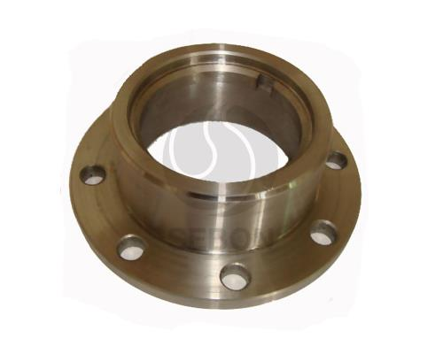Construction Machinery bearing block precision castings