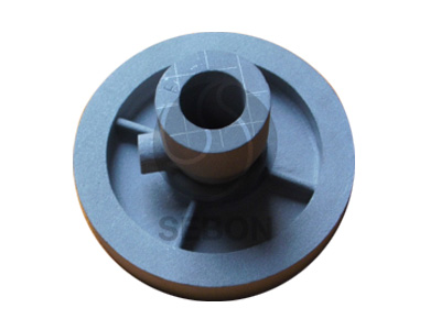 Construction / Agriculture machinery housing casting part