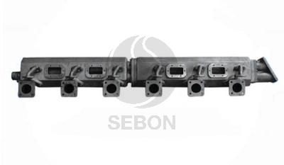 exhaust manifold from China